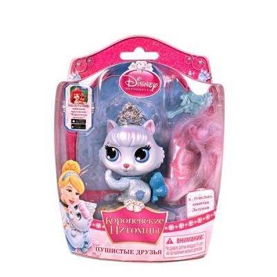 Набор Palace Pets Furry Tail Friends - Котенок Туфелька, питомец Золушки Blip Toys
