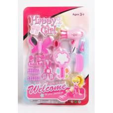Набор аксессуаров для девочек Happy Girl Shenzhen Toys