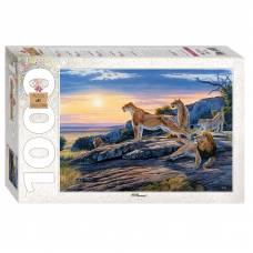 Пазл Art Collection - Перед охотой, 1000 элементов Step Puzzle