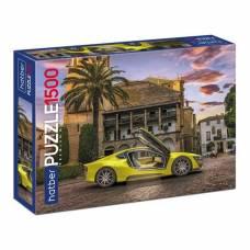 Пазлы 1500 А1ф 830х580мм Premium АвтоЛюкс Hatber