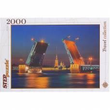 Пазл Travel Collection - Санкт-Петербург, 2000 элементов Step Puzzle