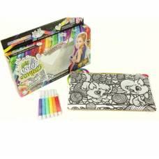 Набор для росписи клатч-пенала My Color Clutch Данко Тойс / Danko Toys