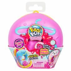 Набор-сюрприз Pikmi Pops - Плюшевый Пончик, розовый Moose
