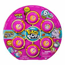 Мега-набор с 6 героями Pikmi Pops