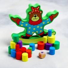Балансир «Мишка» 21,5×3,5×25 см Sima-Land