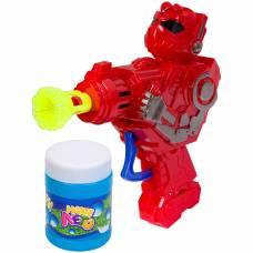 Пистолет с мыльными пузырями