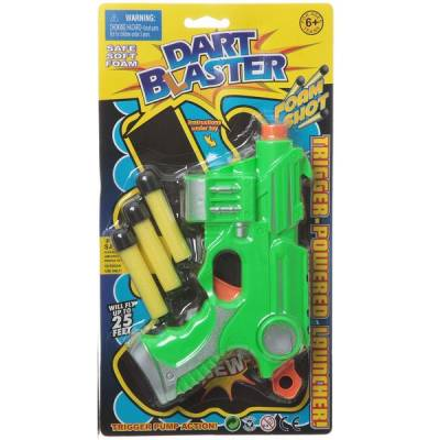 Игрушечное оружие с мягкими пулями Dart Blaster