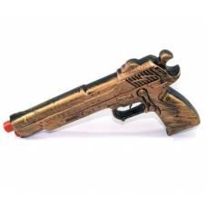 Детский пистолет с трещоткой, 26 см Shantou