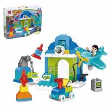 Конструктор «Космическая станция», 72 детали Kids Home Toys