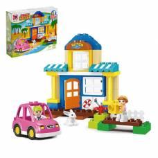 Конструктор «Пляжный домик», 50 деталей Kids Home Toys