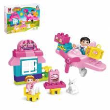 Конструктор «Забавный домик», 36 деталей Kids Home Toys