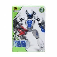 Робот-конструктор Police Legend - Blizzard DIY