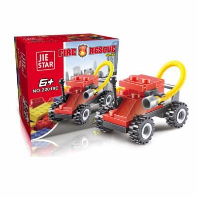 Конструктор Fire Rescue, 29 деталей Shenzhen Toys