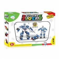 Конструктор Building Blocks - Робот, 120 деталей