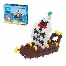 Конструктор PLUS BLOCK «Пиратский корабль», 360 деталей Sima-Land