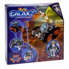 Конструктор Zoob Galaxy-Z - Космический корабль, 63 детали Infinitoy