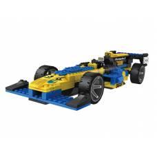 Конструктор Super Racing, 162 детали Loz