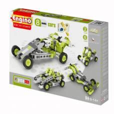 Детский конструктор Pico Builds Inventor - Автомобили, 8 моделей Engino