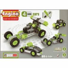 Конструктор Pico Builds - Автомобили, 50 деталей Engino
