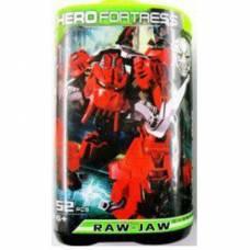 Конструктор Hero Fortress - Raw-Jaw, 52 детали BELA