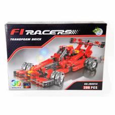Конструктор F1 Racer, 206 деталей