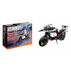 Конструктор Cross Bike, 965 деталей EvoPlay
