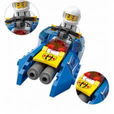 Конструктор Space - Космический патруль, 48 деталей Sluban