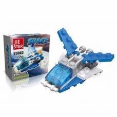 Конструктор Space - Космический разведчик, 18 деталей Shenzhen Toys