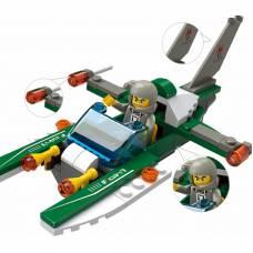 Конструктор Space - Космический шаттл, 79 деталей Sluban