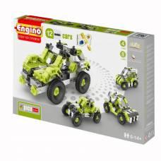 Конструктор Engino - Автомобили, 130 деталей Engino