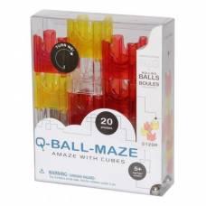 Конструктор-лабиринт Q-ball-maze, 20 дет. Loz