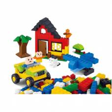 Конструктор Kiddy Bricks, 415 деталей  Sluban