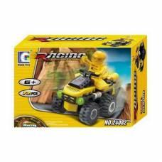 Пластмассовый конструктор Racing