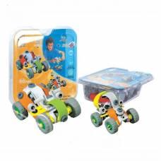 Конструктор Build & Play с инструментом, 2 модели, 60 деталей Shenzhen Toys