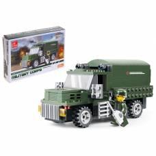 Конструктор Армия «Военный грузовик», 182 детали Star