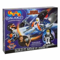 Конструктор Galax-z - Zoobodyssey, 45 деталей Infinitoy