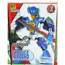 Робот-конструктор Police Legend - Guardian DIY
