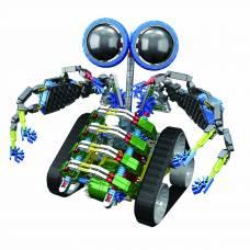 Электромеханический конструктор Ox-Eyed Robots - Мотолокатор, 362 детали Loz