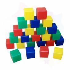 Кубики Junior, 24 эл. Счастливое детство