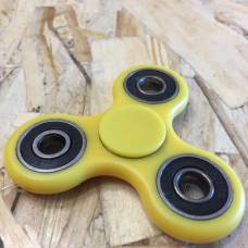 Спиннер для рук, желтый