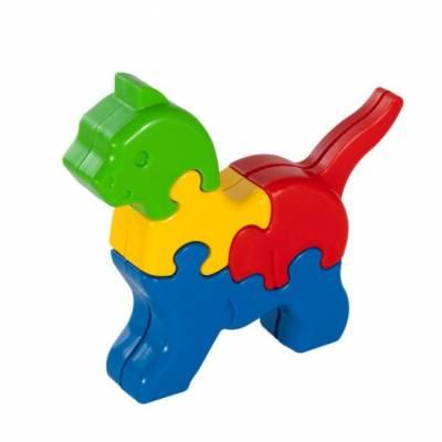 Пластиковый 3D пазл