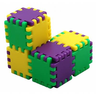 Головоломка Cubi-Gami 7
