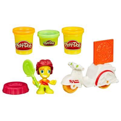 Набор Play-Doh Town (Город)