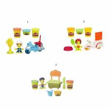 Набор пластилина Play-Doh Town - Транспортные средства Hasbro