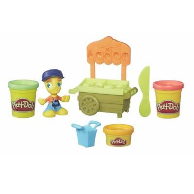 Набор пластилина Play-Doh Town