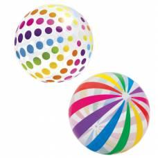 Мяч Jumbo, 107 см Intex