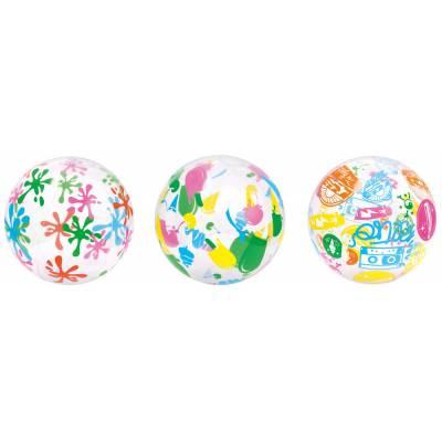 Надувной мяч, дизайнерский, 61 см Bestway
