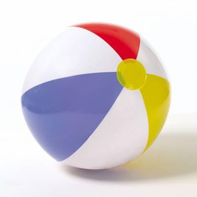 Надувной мяч Glossy Panel Ball, 51 см Intex