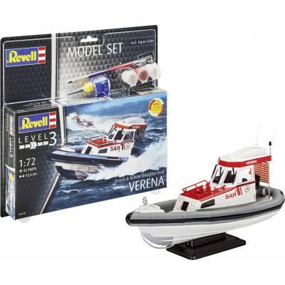 Набор Поисково-спасательное судно DGzRS VERENA Revell