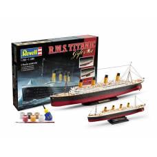 Подарочный набор с кораблем